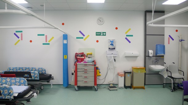 Projects Royal Bristol Infirmary / Day Case Room