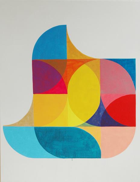 Marta Marce: Flowing 2, 2008