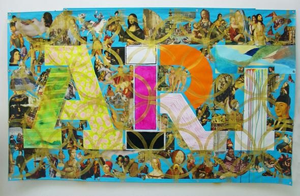 Marta Marce: Banner 1, 2007