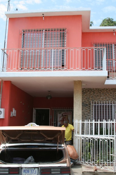 Projects Venezuela  / The house intervened for project Velada Sta Lucia