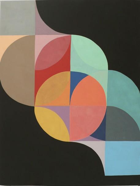 Marta Marce: Flowing Black, 2008