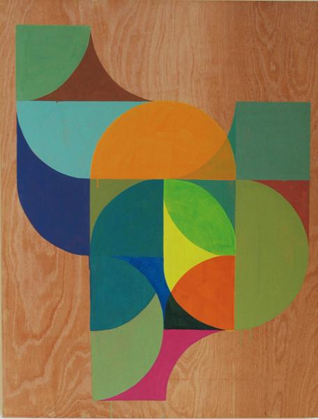 Marta Marce: Flowing 1, 2008