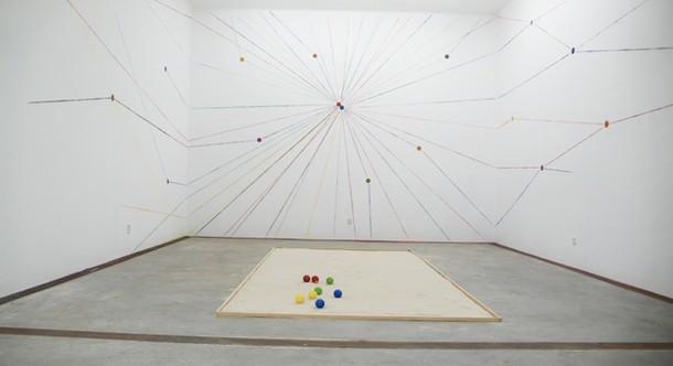 Marta Marce: Cromocosmic, 2009