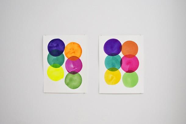 Marta Marce: Light, 2011