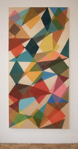 Marta Marce: Silk puzzle, 2008