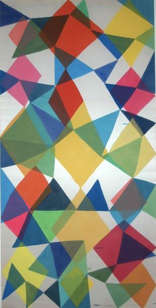 Marta Marce: Silk puzzle 2, 2008