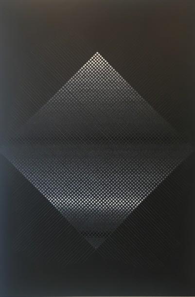 Marta Marce: Tabula Rasa (black & white), 2018