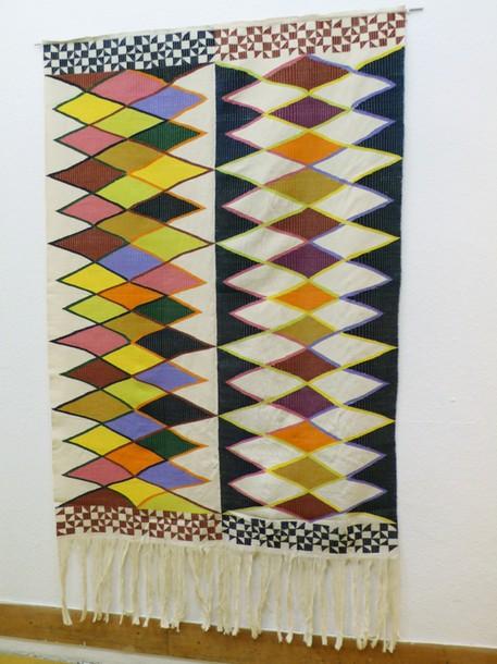Marta Marce: Textile Now & Ever 2, 2016