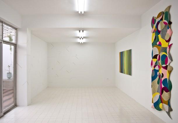 Marta Marce: View, 2011