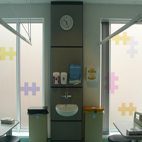 Project: Royal Bristol Infirmary (2013) / CIU Room