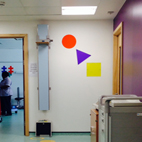 Project: Royal Bristol Infirmary (2013) / CIU Waiting area