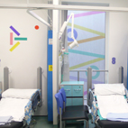 Project: Royal Bristol Infirmary (2013) / Day Case Room