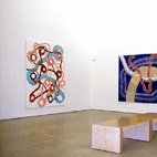 Exhibition: Recent Work. Two person show with Sigman Polke
