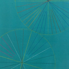 Work Tabula Rasa (crayon/ turquoise)