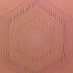 Work Tabula Rasa (circle/pale pink)