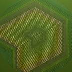 Work Tabula Rasa (circle/ green)