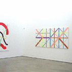 Exhibition: Recent Work. Two person show with Sigman Polke, Milton Keynes Gallery / 2