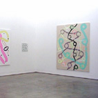 Exhibition: Recent Work. Two person show with Sigman Polke, Milton Keynes Gallery / 3