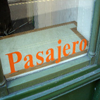 Exhibition: Pasajero
