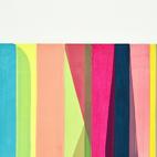 Exhibition: Punto . Aparte, Al Borde Galeria / IKI 2. 100 x 100 cm. Acrilic on canvas