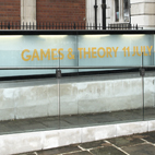Exhibition: Games & Theory, South London Gallery. London / 8