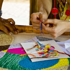 Project: Venezuela  (2011) / Taller wayuu for Punto.Aparte show
